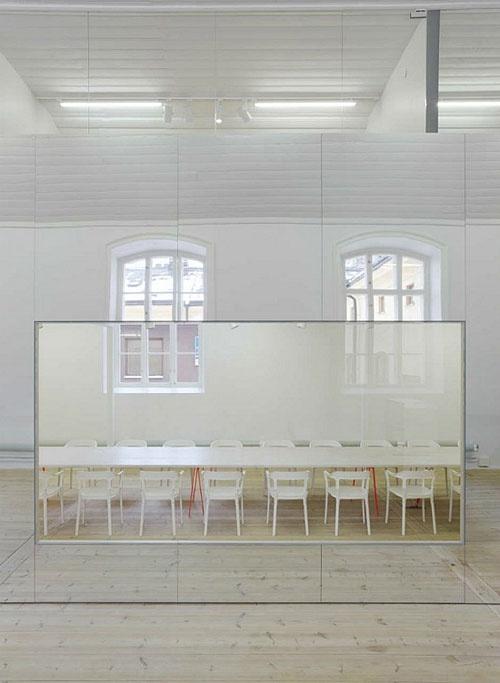 No Picnic Office by Elding Oscarson
