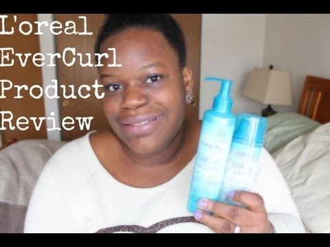 Hey everyone, thank for coming to channel !     WANNA SEE MORE OF MY REVIEWS:  Oyin Handmade Fave Products: www.youtube.com/...  Carols Daughter First Impression: www.youtube.com/...  L'oreal EverCurl Hydracharge Shampoo First Impression: www.youtube.com/...  L'oreal EverCurl Conditi...