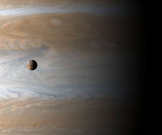 Io: Moon Over Jupiter