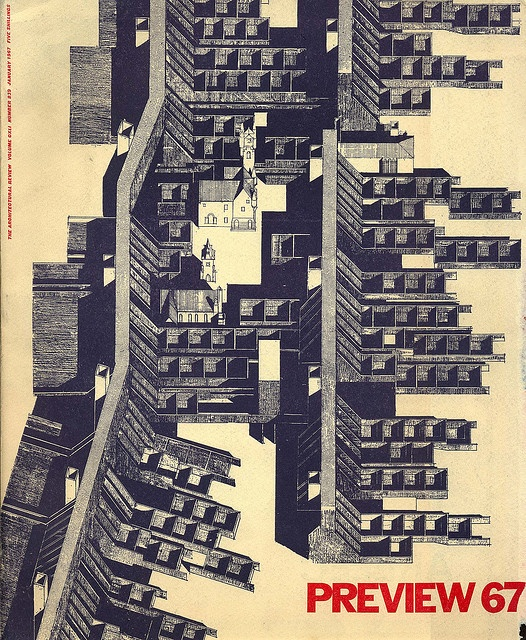 Architectural Review Magazine Cover