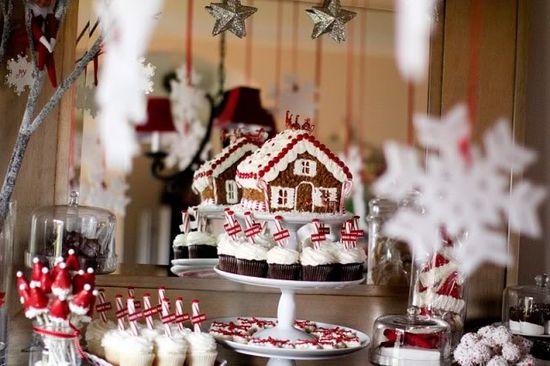 North Pole Gingerbread