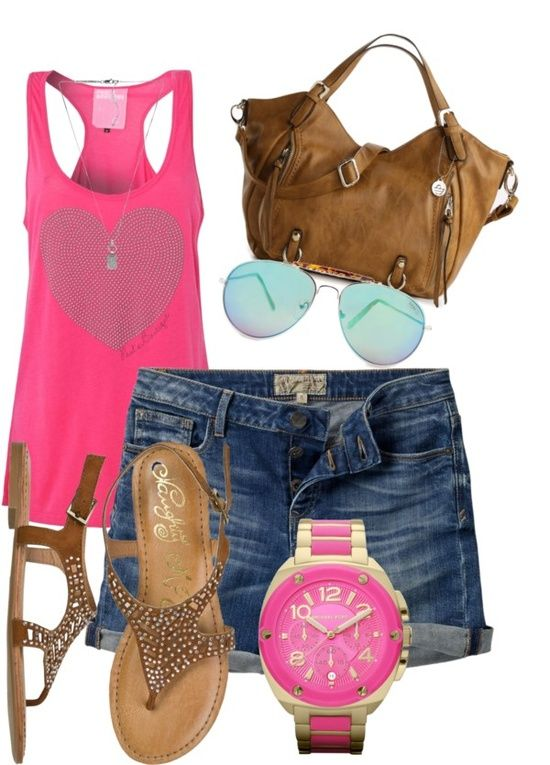 """""""summer""""#fashion for summer #summer clothes style"""