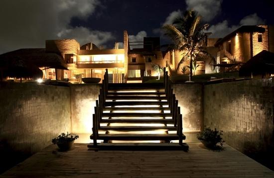 Design Hotels' Kenoa Exclusive Beach Resort & Spa, North Brazil www.designhotels.... Green Design by Pedro Marques