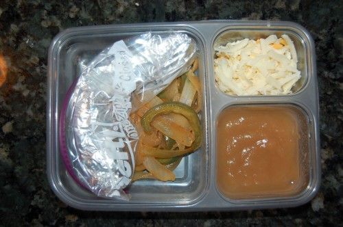 Great source for healthy, creative, homemade school lunches that contain nothing other than real food! This is the link to part 3, but includes links to part 1 and 2. From 100 Days of Real Food.