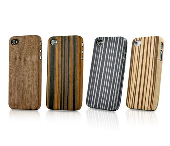 Thin iPhone 4/4s Wood Case