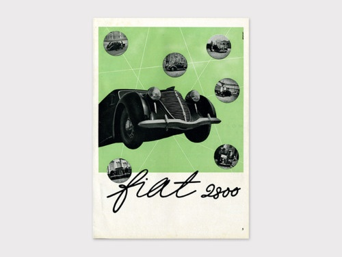 #fiat #graphic #design #poster #print