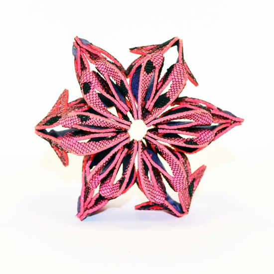 Yu-Ping Lin – KALEIDO SUSPENDED IN PINK – spillla