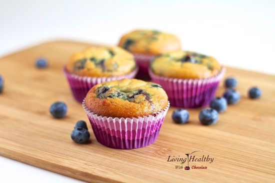 Blueberry Muffin (Gl