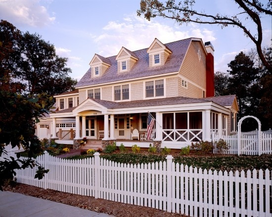 Classic New England Farmhouse Design, Pictures, Remodel, Decor and Ideas