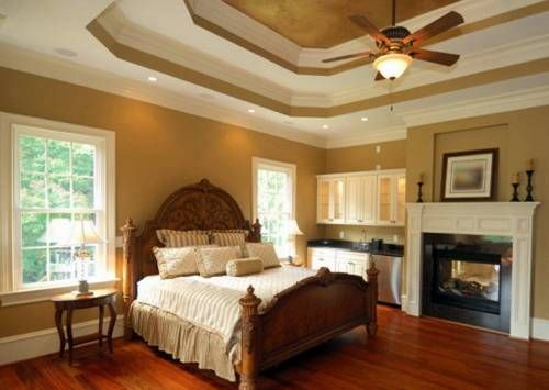 Ceiling Bedroom Design Ideas