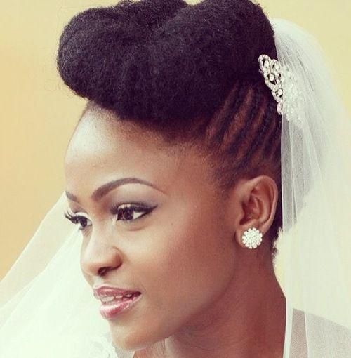 Marvelous Natural Hair Styles Wedding Hairstyles Inspiration Naturally Me Short Hairstyles For Black Women Fulllsitofus