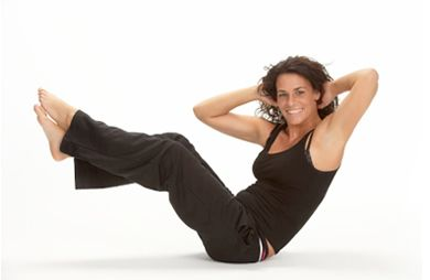 Check out this 10-Minute Pilates Workout for Beginners