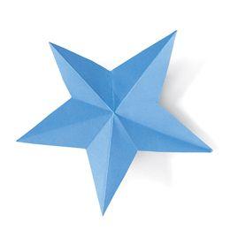 Fold and Snip Stars