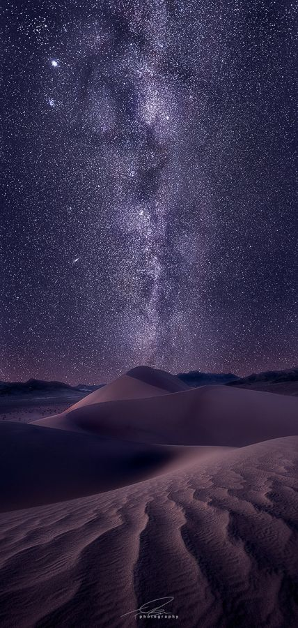 Summon  by Ted Gore, via 500px; Ibex Dunes, Death Valley National Park