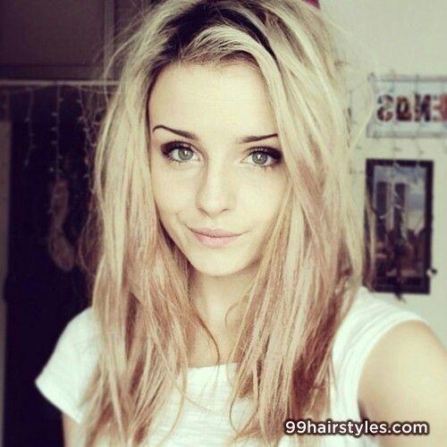 blonde hair - 99 Hairstyles Ideas