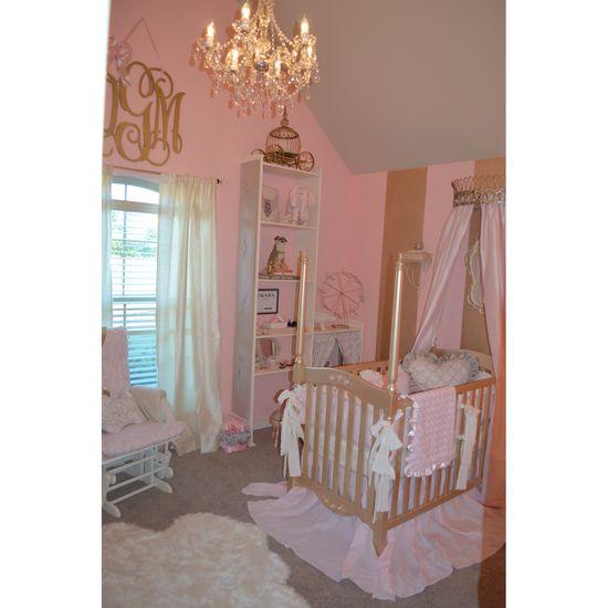 My baby girls room