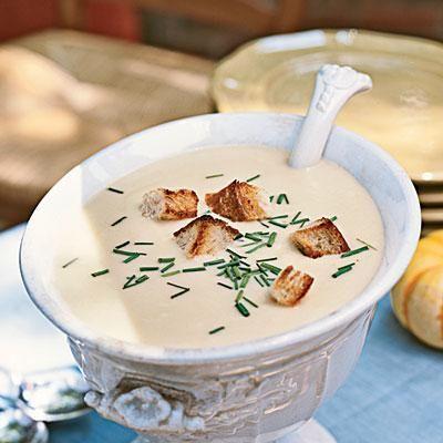 Beer-Cheddar Soup