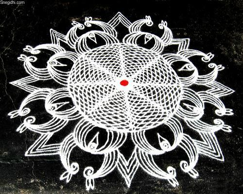 what is kolam