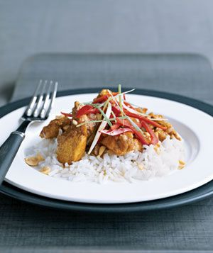 Quick Chicken Curry Recipe