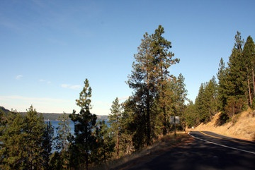 Coeur d'Alene Scenic Byway