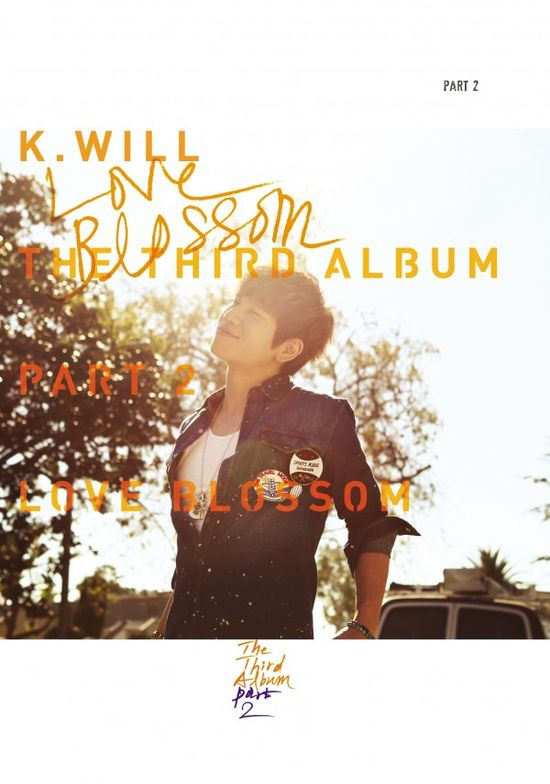 "K.Will returns with ""Love Blossom"" on 'Music Bank'!"