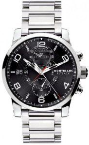 NEW MONTBLANC TIMEWALKER CHRONOGRAPH MENS WATCH 104286