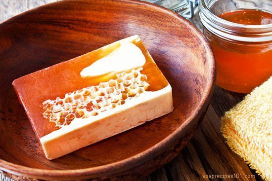 How To Make Honey Soap