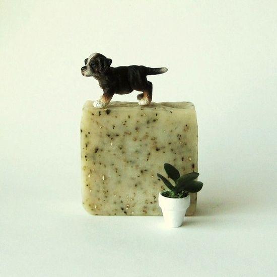 love handmade soap