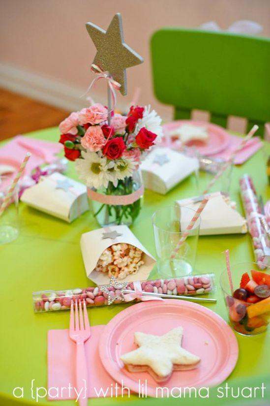 MODERN PINK PRINCESS BALLERINA birthday party via Kara's Party Ideas karaspartyideas.com #pink #princess #modern #ballerina #birthday #party #idea #decor #cake