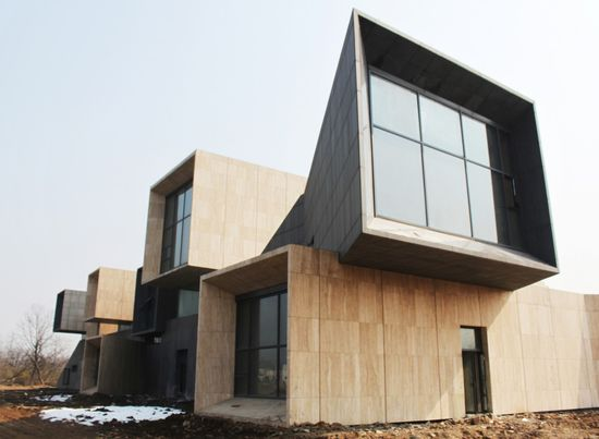 #architecture : Xixi Wetland Art Village / Wang Weijen Architecture