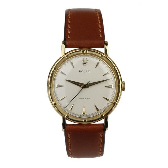 1950s18 kt.Precision Manual Dress Watch