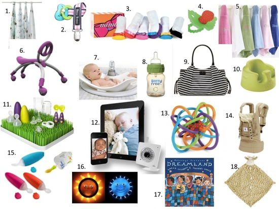 Favorite baby products on Pier to Peer!
