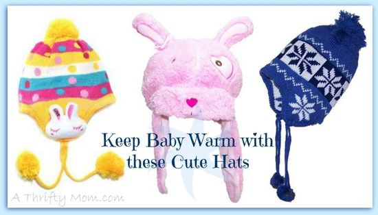 Love these Cute Baby Hats