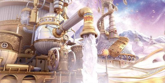Extraordinary 3D Animation World and Marvelous character designs by Shy the Sun. Follow us www.pinterest.com...