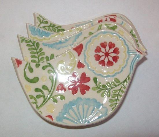 little bird dishes