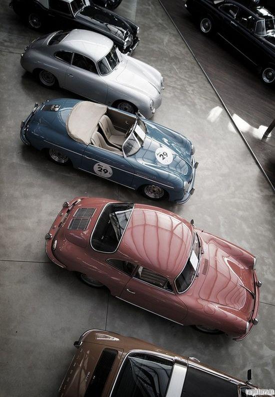 Porsche 356 Collection