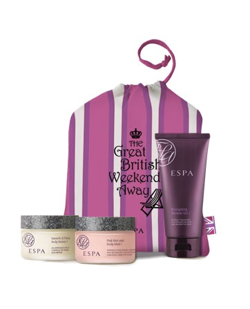 ESPA Spa Products - The Best of British Bodycare Travel Collection