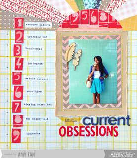 Current Obsession *Main Kit Only* by amytangerine at Studio Calico