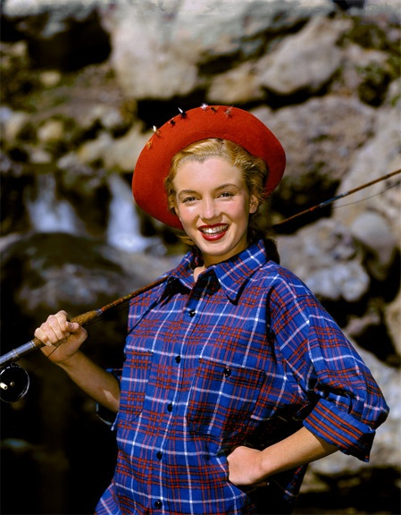 Marilyn Monroe. by shadees, via Flickr