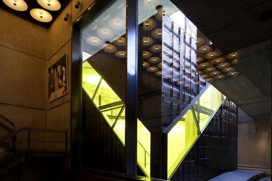 Whitney Studio / LOT-EK Architecture & Design