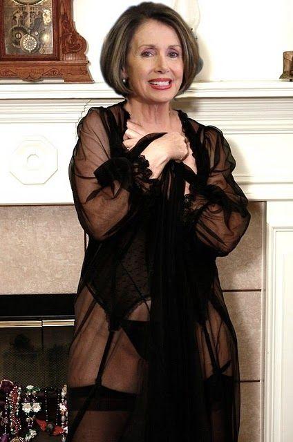 Nancy Pelosi Sexy