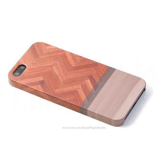 wood iphone 5c case iphone case iphone 4/4s iphone 5 by happybuddy, $15.99