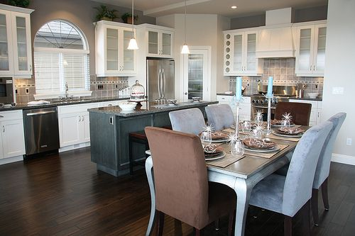 house- table