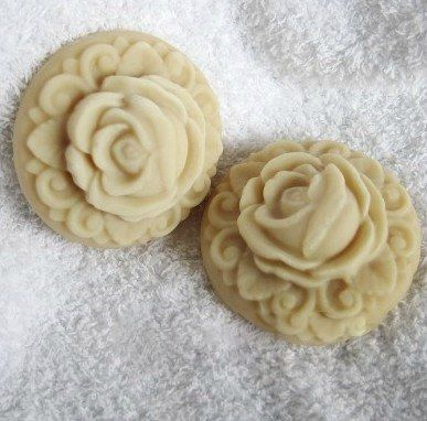 Beautiful Handmade Soap Mold Candle Molds