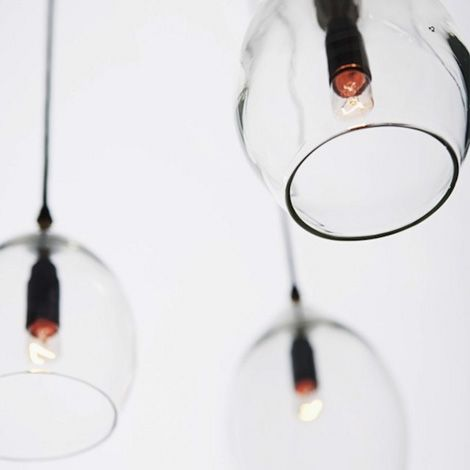 UNIKA Lamp Unika is a mouth blown series of small...