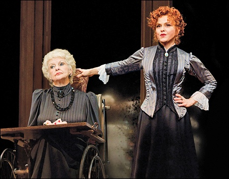 Elaine Stritch and Bernadette Peters in Sondheim's A Little Night Music-The Queens of  Sondheim and Broadway