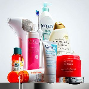 #fitnessmagazine 2013 beauty awards: the best body products to keep your skin smooth and in tip-top shape.