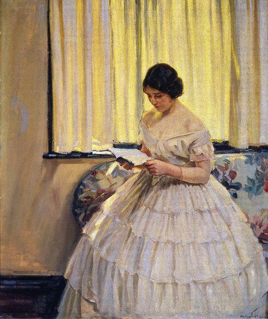 Helen McNicoll | The Vistorian Dress