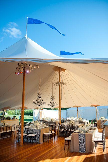chatham wedding tent