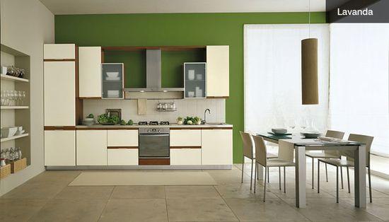 Lavanda Modern Kitchen Design